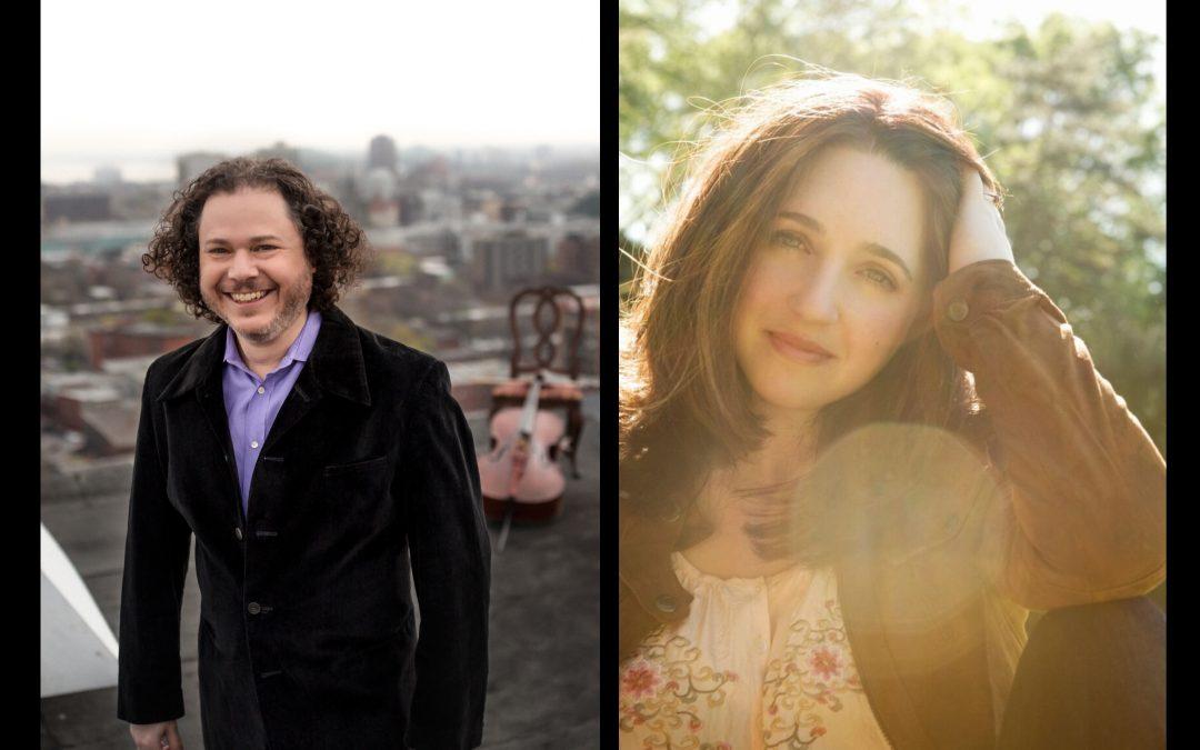 4.19.18 | Matt Haimovitz & Simone Dinnerstein